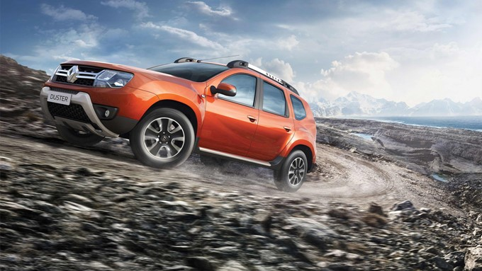 Renault Duster Photos