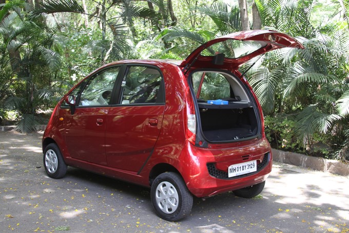 Tata Nano GenX Photos