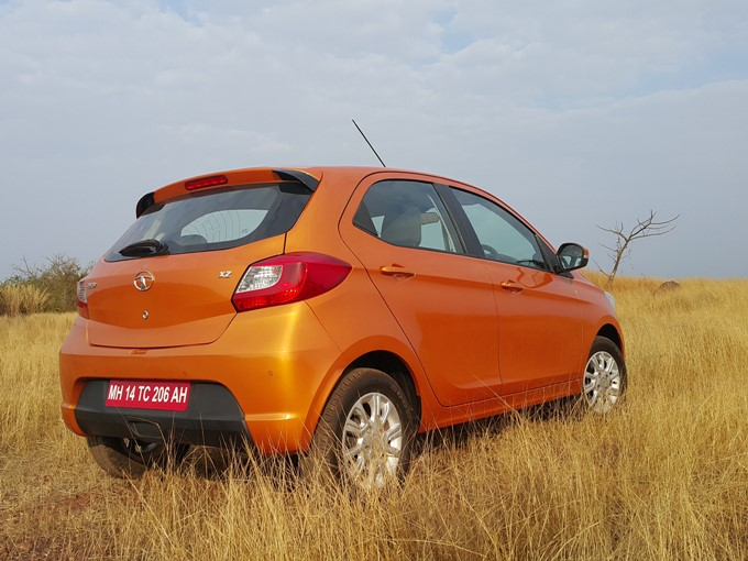 Tata Tiago Photos