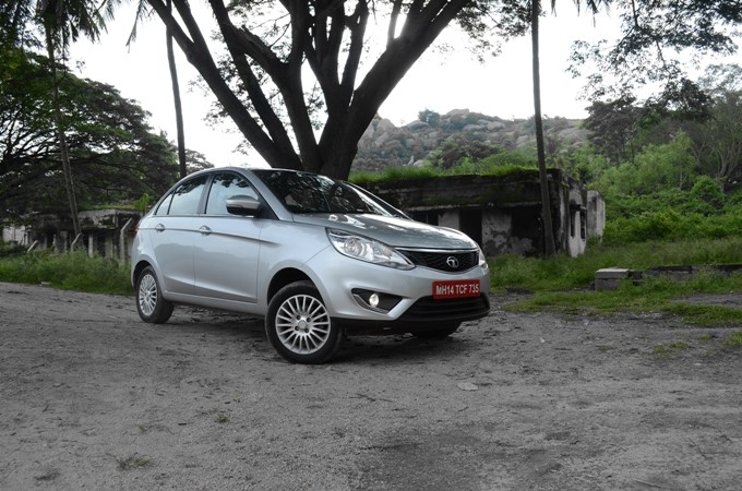 Tata Zest Photos