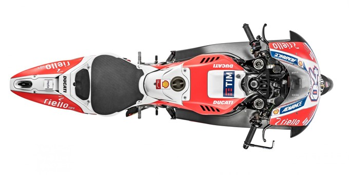 2017 Ducati Desmosedici GP Photos