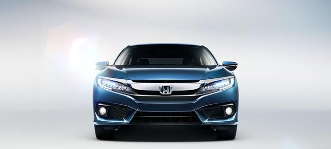 2017 Honda Civic Sedan Images