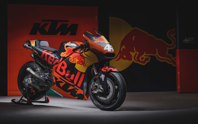 2017 KTM RC16 Photos