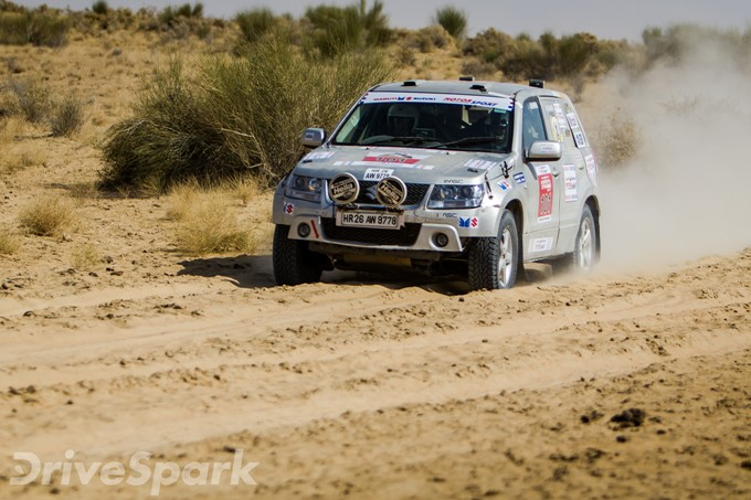 2017 Maruti Suzuki Desert Storm In Association With Mobil1 Photos