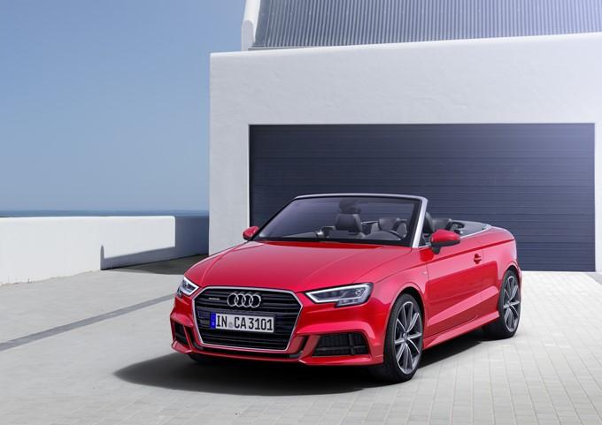 Audi A3 Cabriolet Images