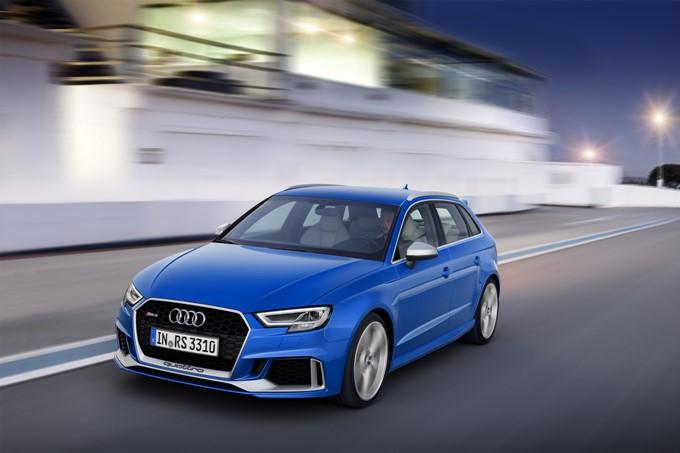 Audi RS 3 Sportback Images