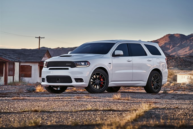 Dodge Durango SRT Photos