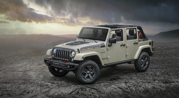 Jeep Wrangler Photos