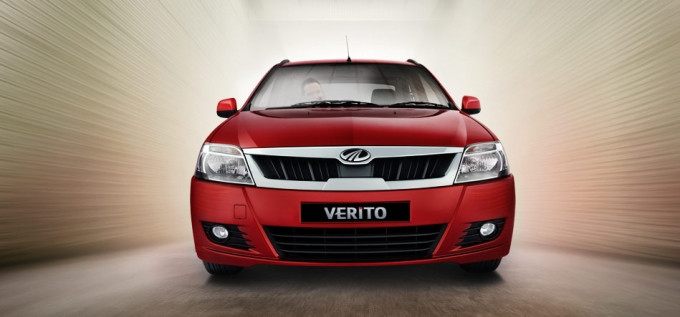 Mahindra Verito Photos