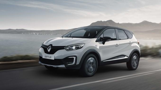 Renault Kaptur Images