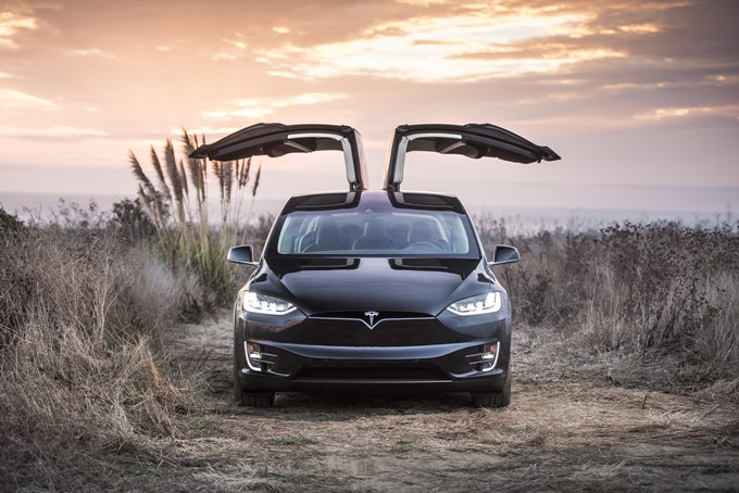 Tesla Model X Photos