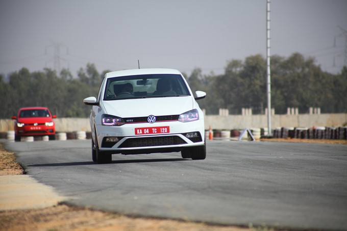 Volkswagen Polo GTI Photos