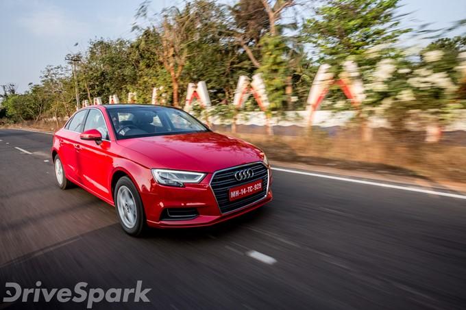 2017 Audi A3 Images