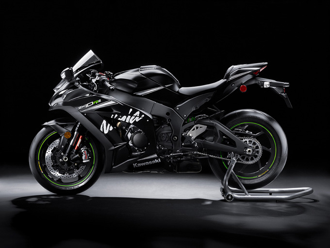 2017 Kawasaki Ninja ZX 10RR Images Photo Gallery Of