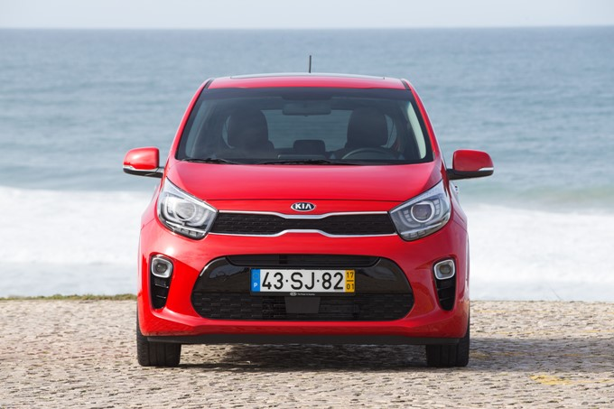 2017 Kia Picanto Photos