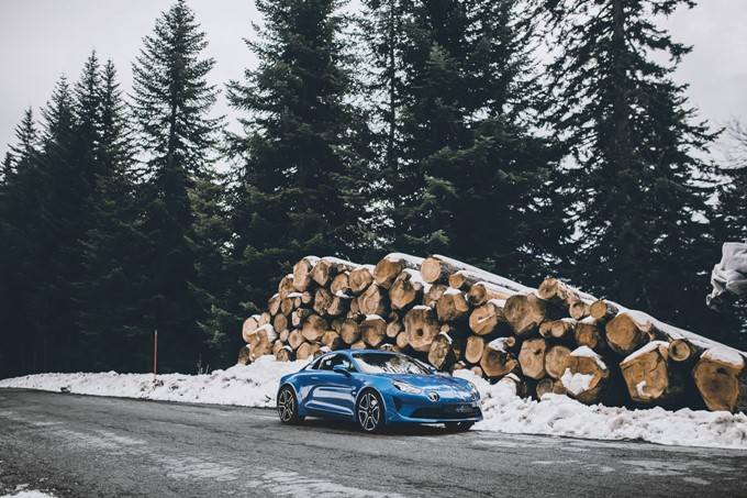 Alpine A110 Photos