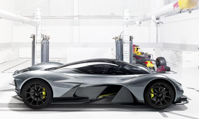 Aston Martin Valkyrie Photos