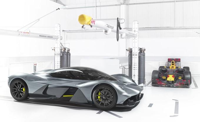 Aston Martin Valkyrie Images
