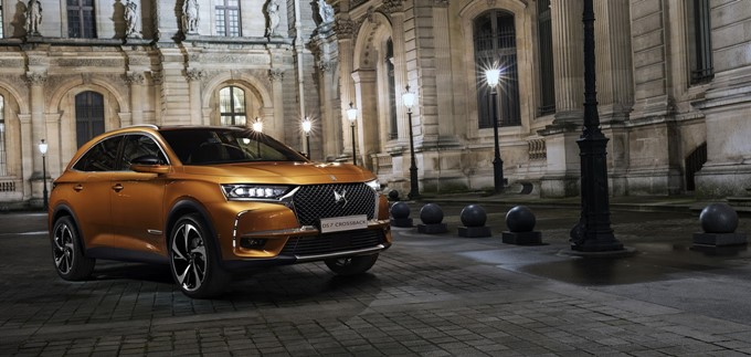 DS 7 Crossback Photos