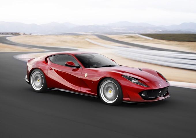Ferrari 812 Superfast Images