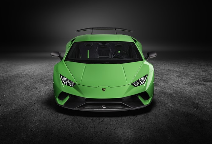Lamborghini Huracan Performante Photos