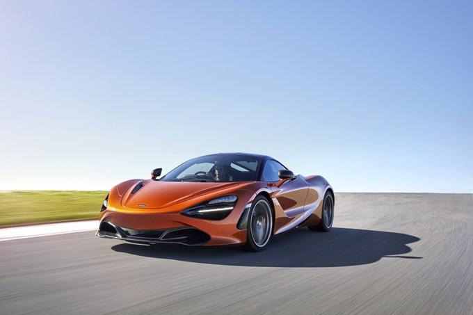 McLaren 720S Images