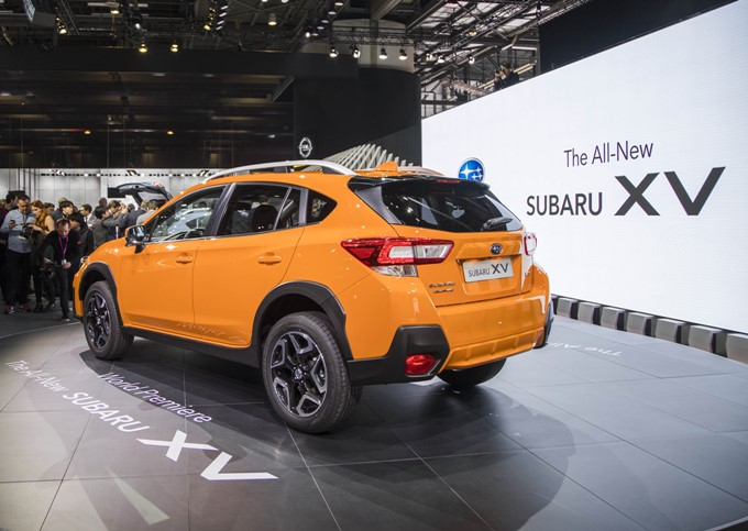 Subaru XV Photos