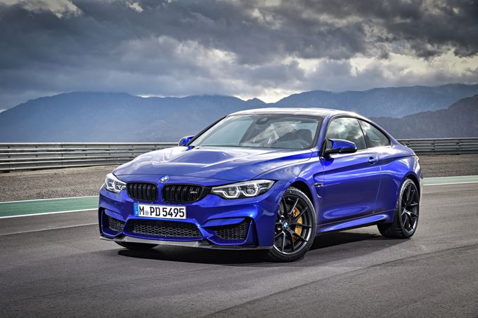 2017 BMW M4 CS Images