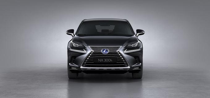2017 Lexus NX Images