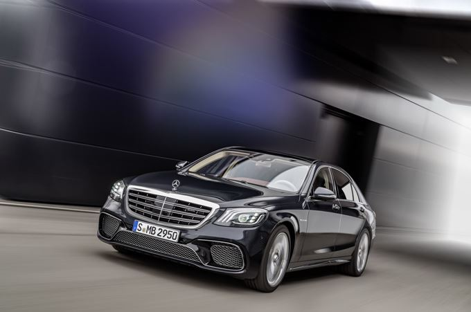 2017 Mercedes-AMG S 65 Images
