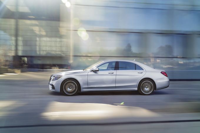 2017 Mercedes-Benz S-Class Photos