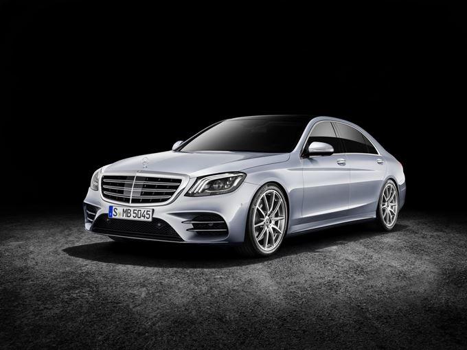 2017 Mercedes-Benz S-Class Images