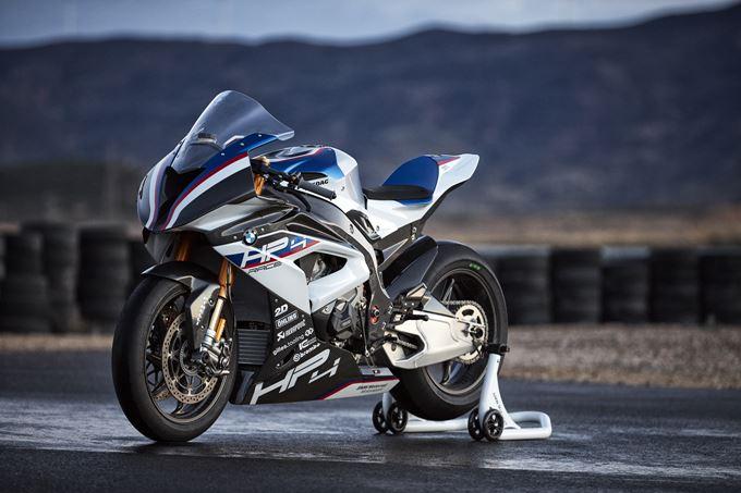 BMW HP4 Race Images