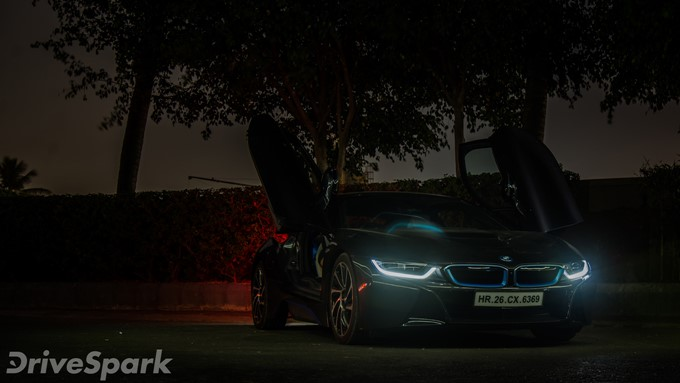 BMW i8 Photos