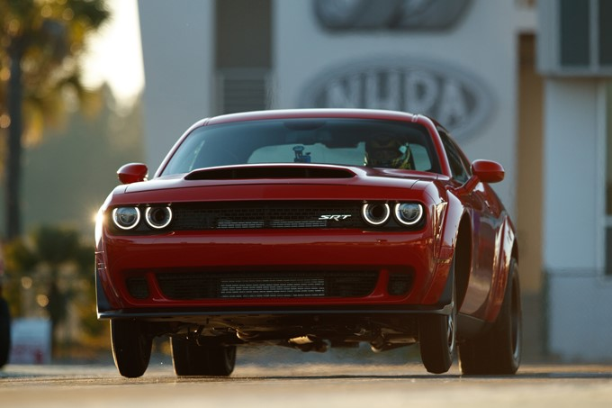 Dodge Challenger SRT Demon Photos