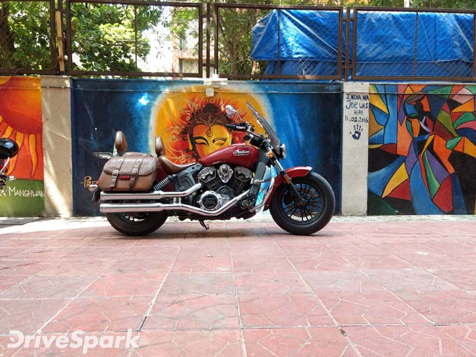 Indian Scout Photos
