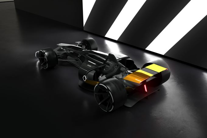 Renault RS 2027 Vision Concept Photos