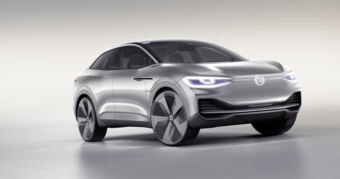 Volkswagen ID CROZZ Concept Images