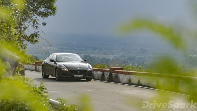 Maserati Quattroporte GTS Images