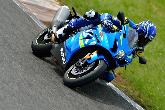 Suzuki GSX-R1000R Images