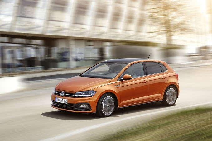 2017 Volkswagen Polo Images