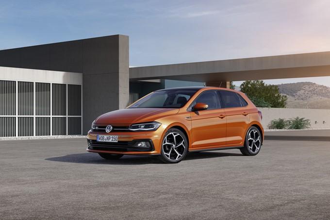 2017 Volkswagen Polo Photos