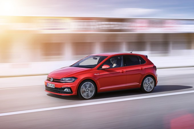2017 Volkswagen Polo GTI Images