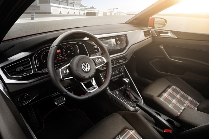 2017 Volkswagen Polo GTI Images Interior Exterior Photos Of