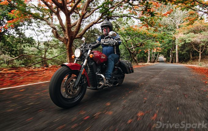 Indian Scout Sixty Images