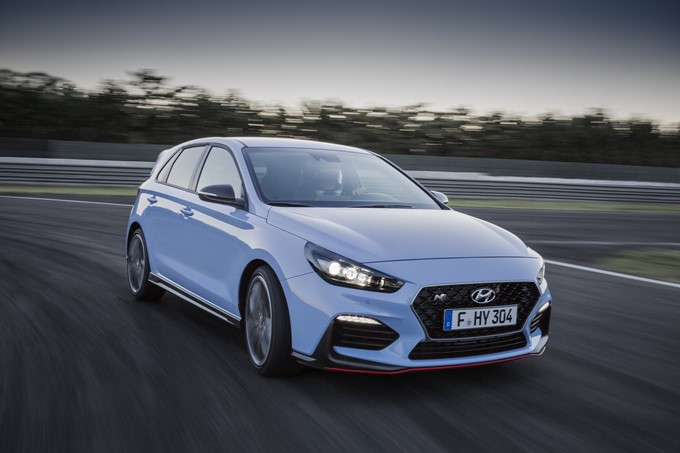Hyundai i30 N Photos