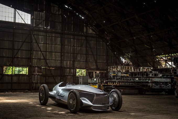 Infiniti Prototype 9 Photos