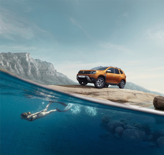 2017 Dacia Duster Images