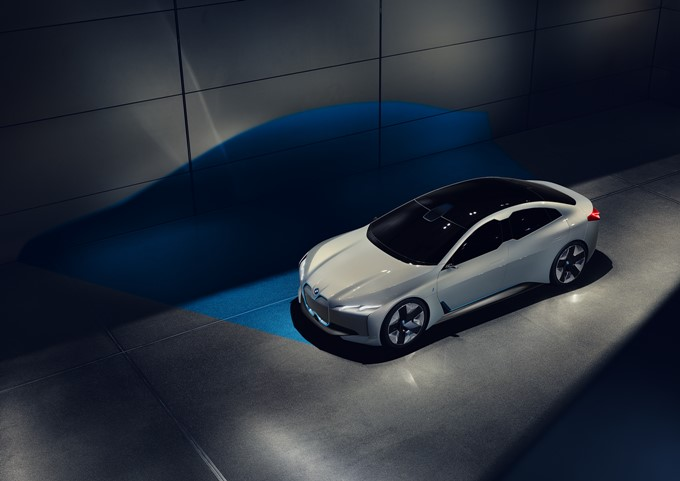 BMW i Vision Dynamics Concept Photos