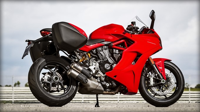 Ducati SuperSport Photos